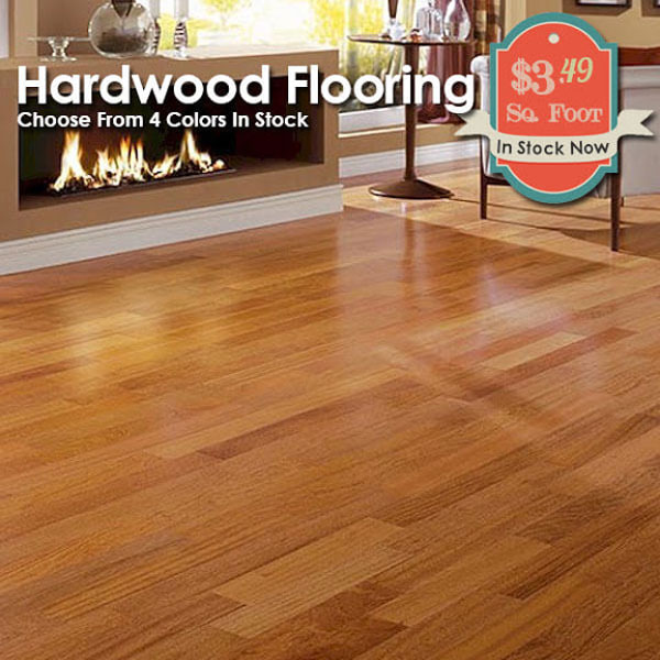 On Sale Hardwood Flooring San Diego