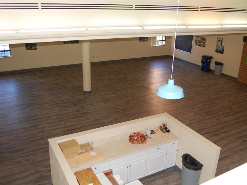 Moduleo - luxury vinyl plank click floating floor - Highland Hickory 24932