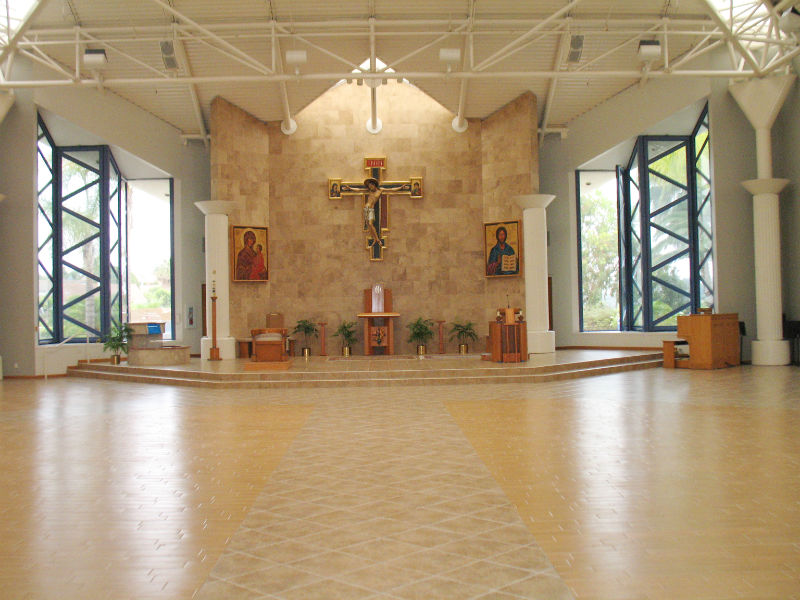 SoCal Flooring and Carpet - Corpus Christi Church