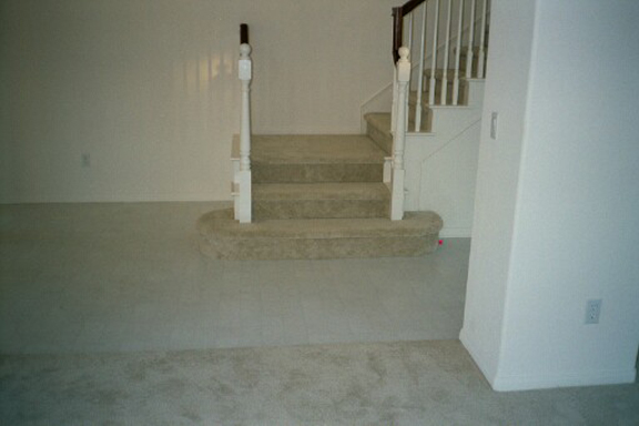 SoCal Flooring Carpet Hardwood Chesapeake Before 2