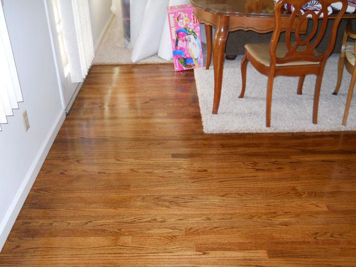 SoCal Flooring Carpet Hardwood Floor After 2