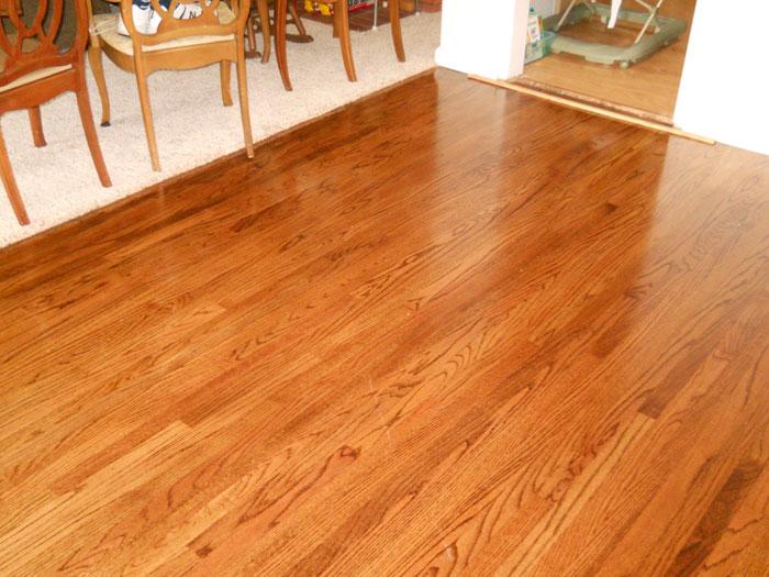 SoCal Flooring Carpet Hardwood Floor After 3