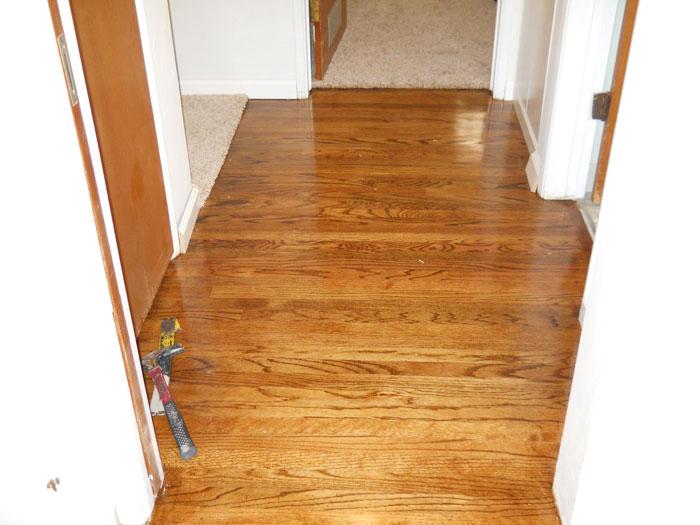 SoCal Flooring Carpet Hardwood Floor After 7