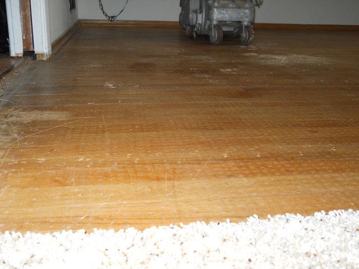 SoCal Flooring Carpet Hardwood Floor Before 2