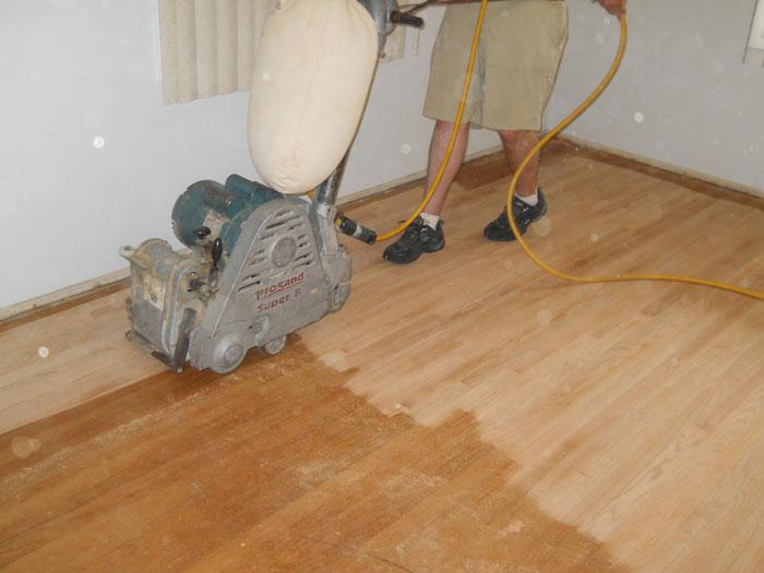 SoCal Flooring Carpet Hardwood Floor Before 4