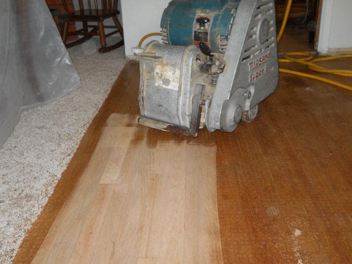SoCal Flooring Carpet Hardwood Floor Before 5