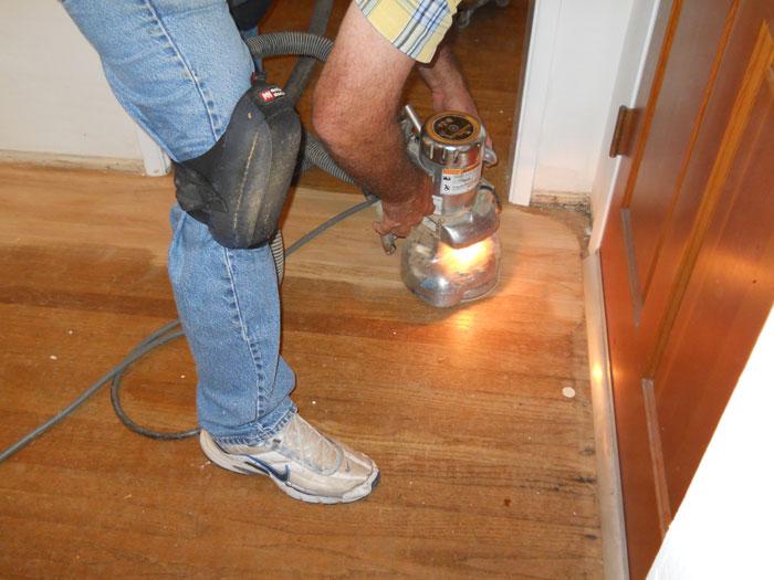 SoCal Flooring Carpet Hardwood Floor Before 8