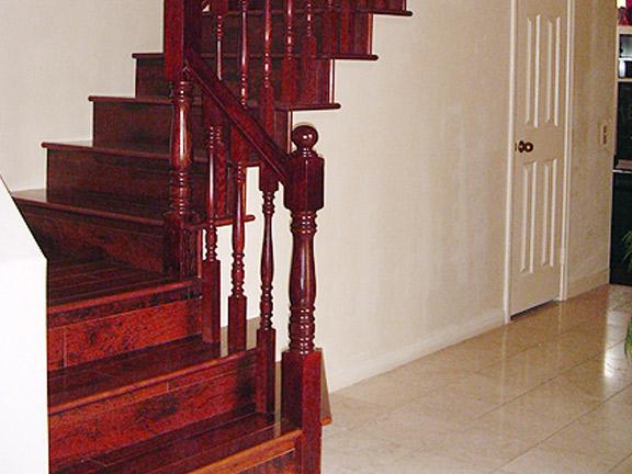 SoCal Flooring Carpet Hardwood Hickory After 1