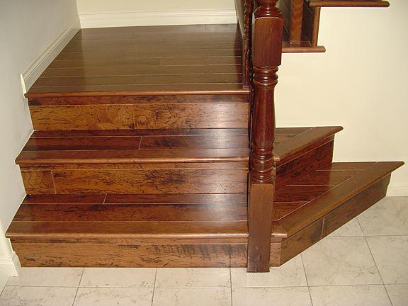 SoCal Flooring Carpet Hardwood Hickory After 2