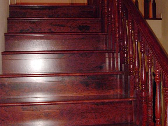 SoCal Flooring Carpet Hardwood Hickory After 3