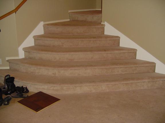 SoCal Flooring Carpet Hardwood Maple Before 2