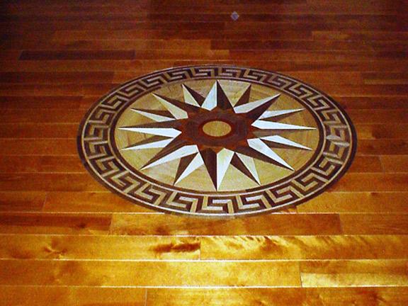 SoCal Flooring Carpet Hardwood Medallion La Jolla 1
