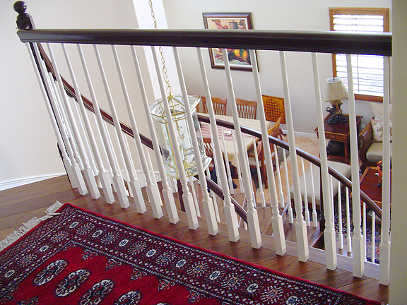 SoCal Flooring Carpet Hardwood Walnut Natural After 4