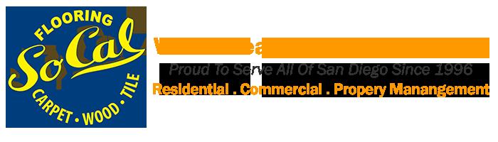 SoCal Flooring Carpet - Logo