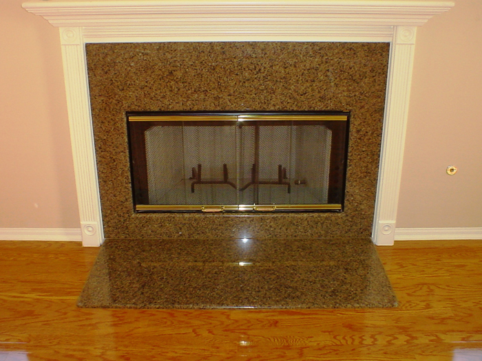 SoCal Flooring Carpet Marble Granite Slab Fireplace