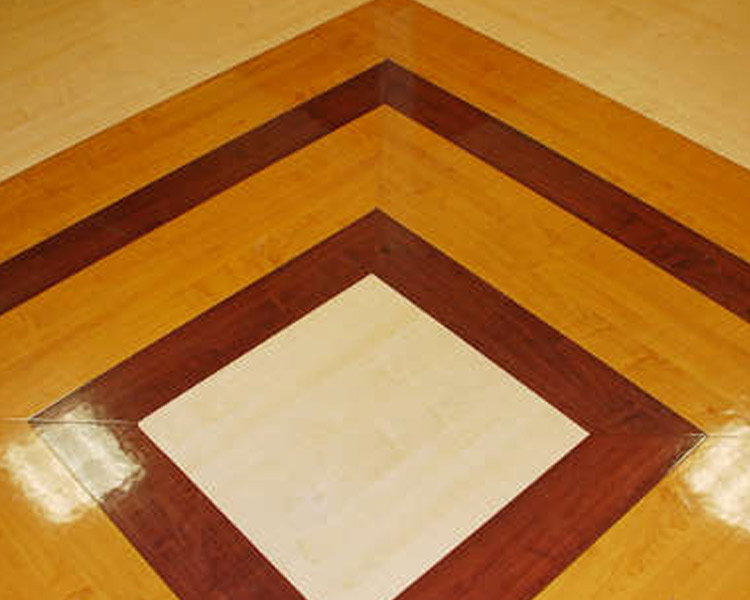 Othopedic Ward - Special patterned commercial inlay flooring
