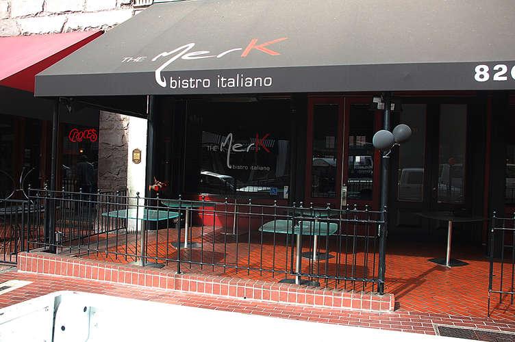 SoCal Flooring and Carpet - The Merk Restaurant San Diego