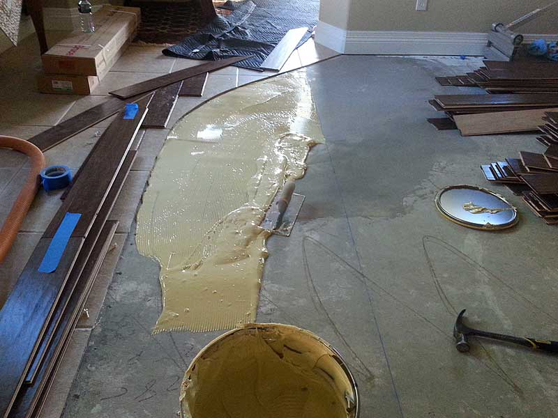 SoCal Flooring Carpet Hardwood 1