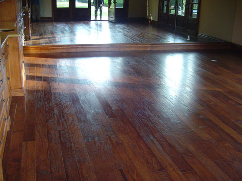 Socal Flooring And Carpet Expresso Hickory Hardwood