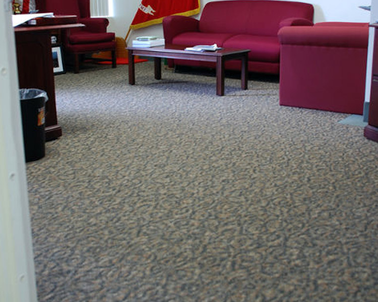 Miramar Air Base San Diego - Commercial patterned carpet