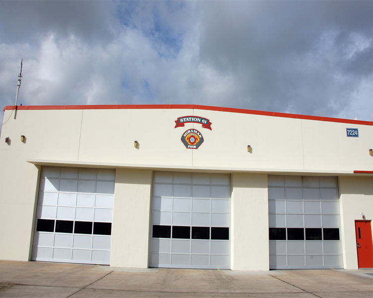 Socal Flooring and Carpet - Miramar Fire Station San Diego
