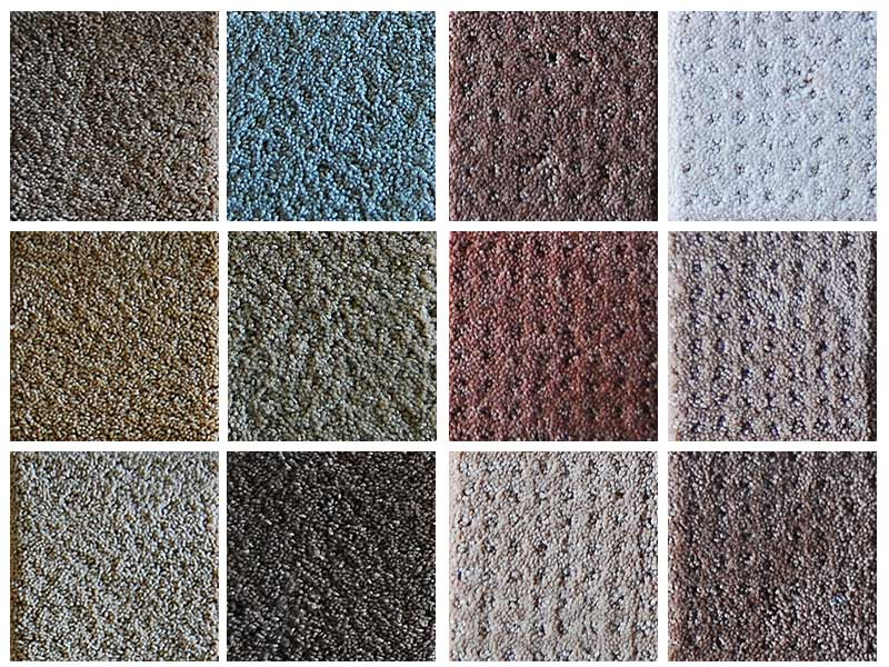 Stainmaster Carpet Palette