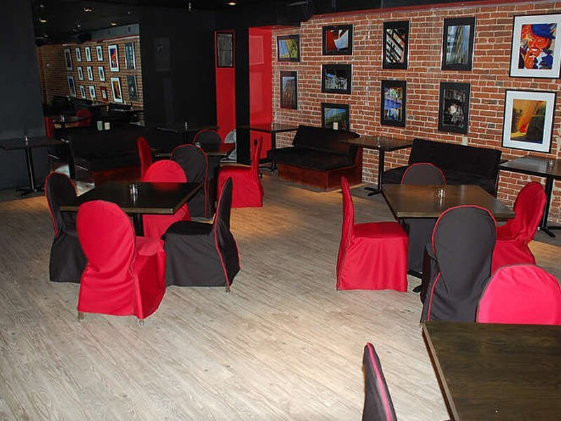 Commercial Flooring at San Diego Downtown Bar